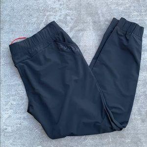 Men's XL Spyder black athletic pants